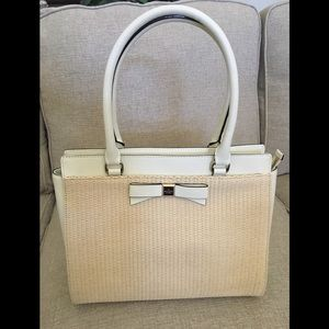 Kate Spade NY 'Jovie' Handbag Natural NWT